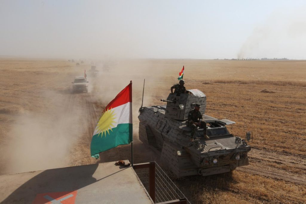 Iraqi Kurdistan Is On Brink of Civil War