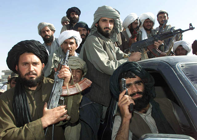 MSM Accuses Russia Of Supporting Taliban With Laundered Fuel Sales