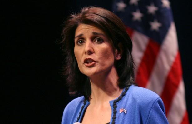 "Russia Commits ""Warfare"" Against U.S. - Nikki Haley"