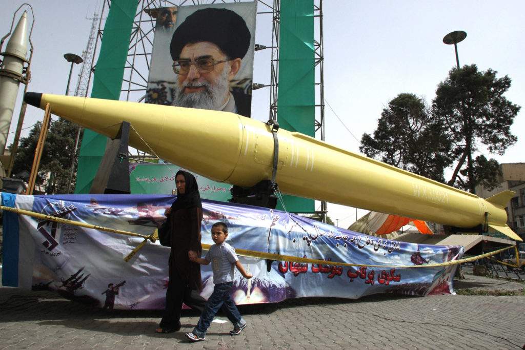 Iranian Look: When the Nuclear Violator Becomes the Accuser