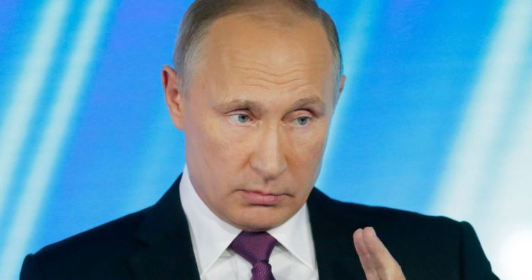 """Putin Slams US - """"The Biggest Mistake Russia Ever Made Was To Trust You"""""""