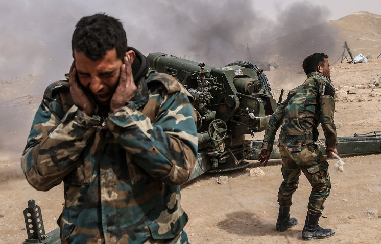 Syrian Army Captures Al-Quriyah Town South Of Mayadin City