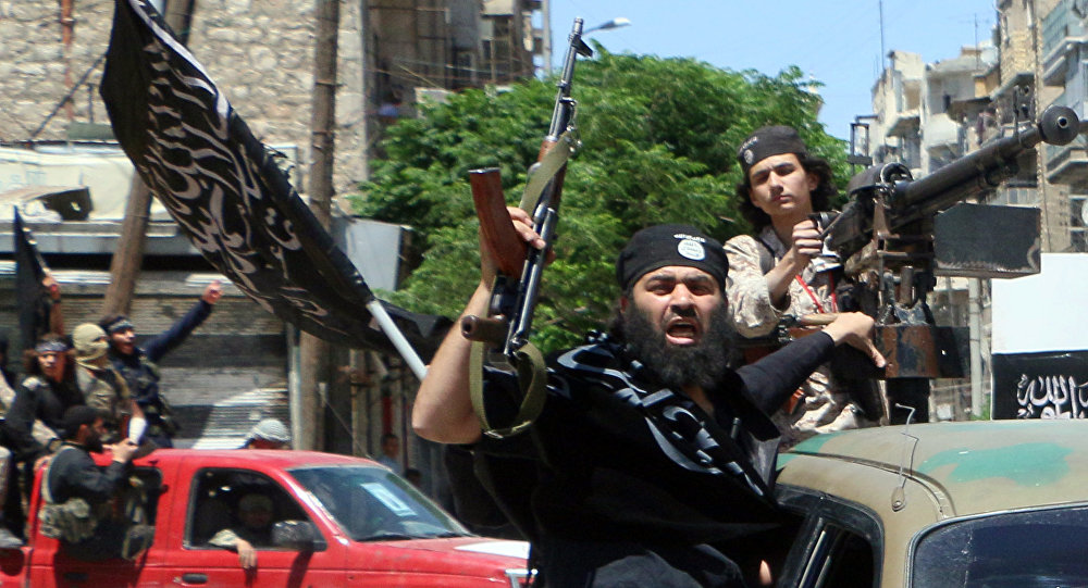 Anti-Russia 'Propaganda' Group Urges Reporter To Drop Story On Cia Arming Syrian Rebels