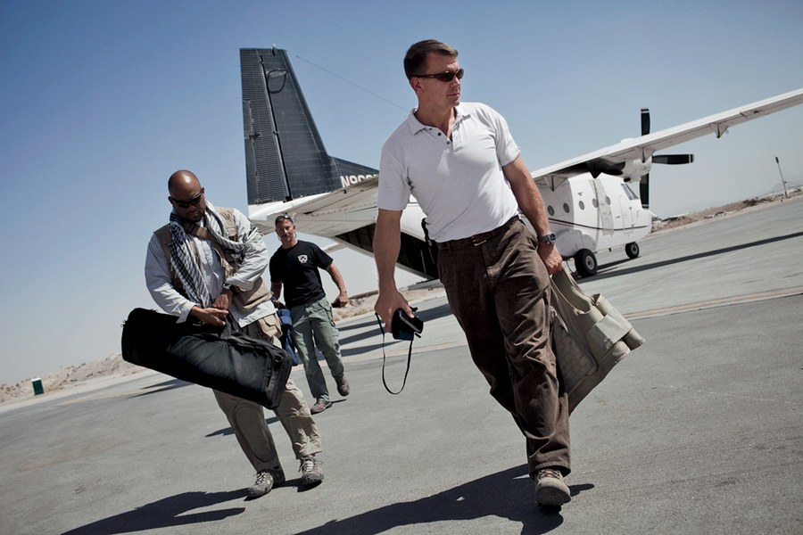 UAE Was Planning To Invade Qatar Using Rebranded 'Blackwater' Mercenaries