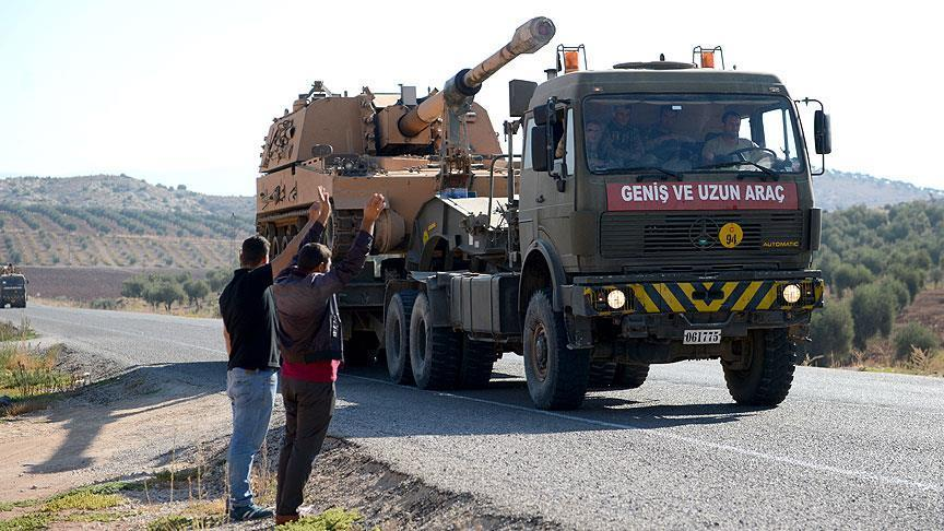Turkey To Establish 8 Military Bases In Syria's Idlib Province