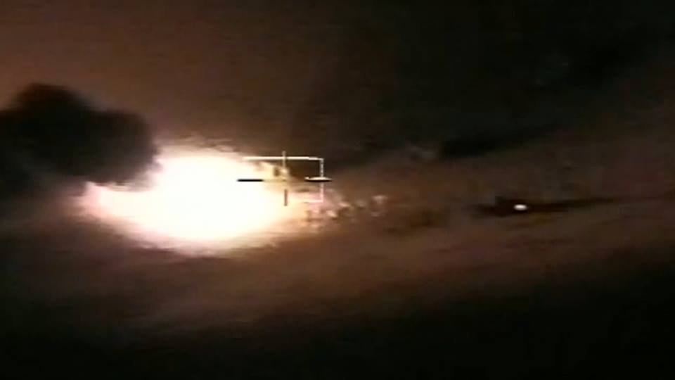 Egyptian Air Force Destroyed 8 Militant Vehicles Near Border With Gaza
