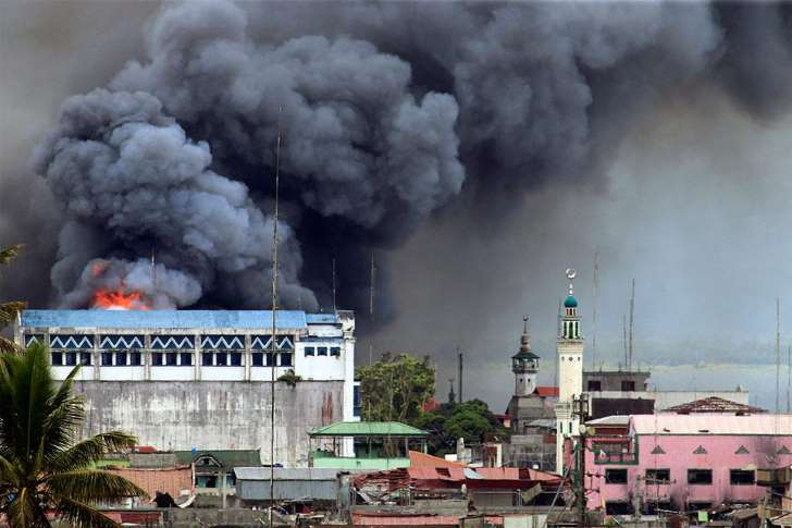 Philippine Military Says Marawi Siege Is Over