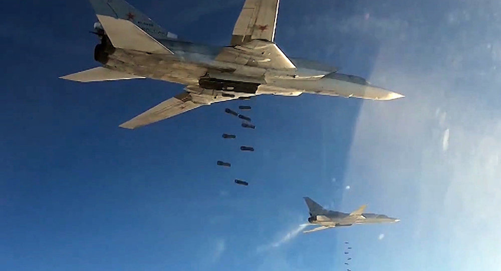 """Syria: Two Years of """"Russian Intervention"""""""