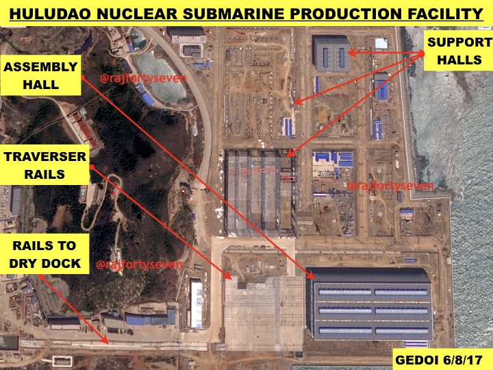 China Aims To Bolster Its Submarine Arsenal With Possible New Submarine (Photos)