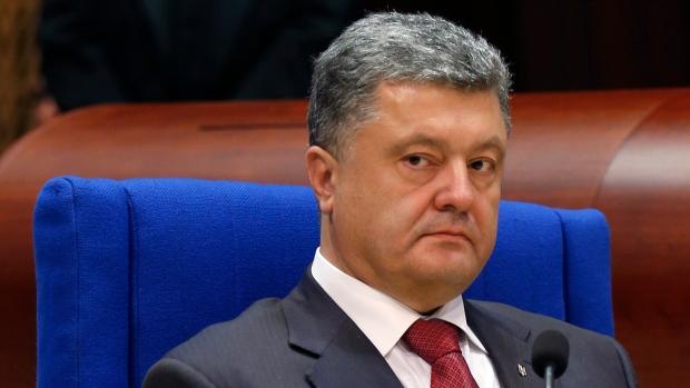 Ukrainian Special Service Foiled Imaginary Assassination Attempt On Petro Poroshenko