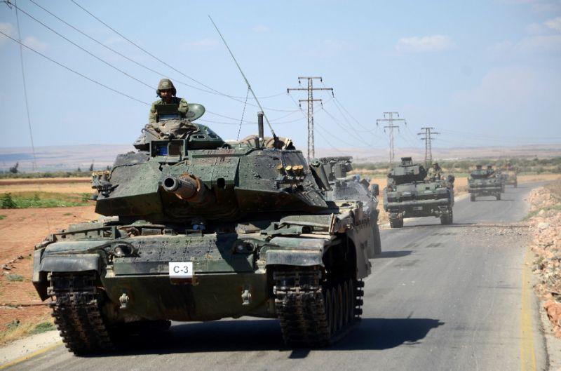 Erdogan: Turkey's Operation In Idlib Largely Finished, Afrin Is Next