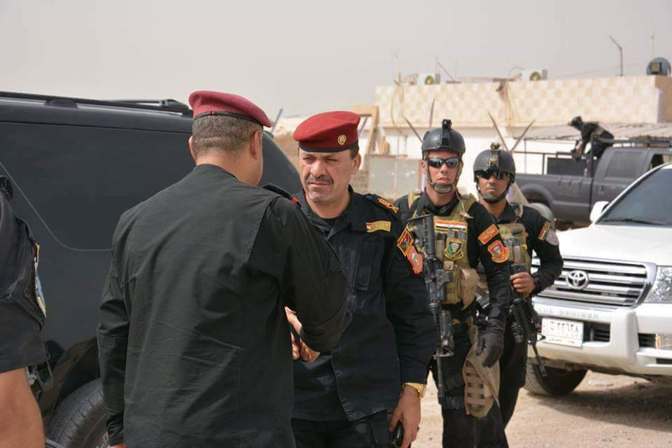 Iraqi Forces Make Last Preparations For Advance On Al-Qaim