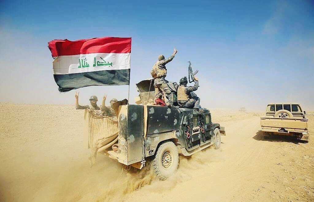 Iraqi Army Officially Announces Start Of Al-Qaim Operation