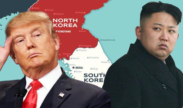 Trump May Visit Demilitarized Zone Between South And North Koreas