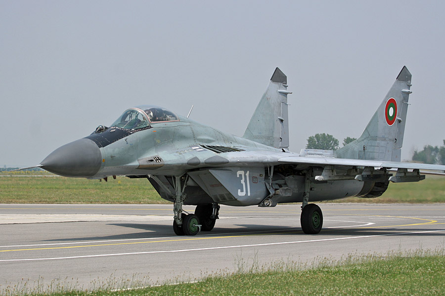 Bulgarian MiG-29 Pilots Refused To Take Part In NATO Air Policing