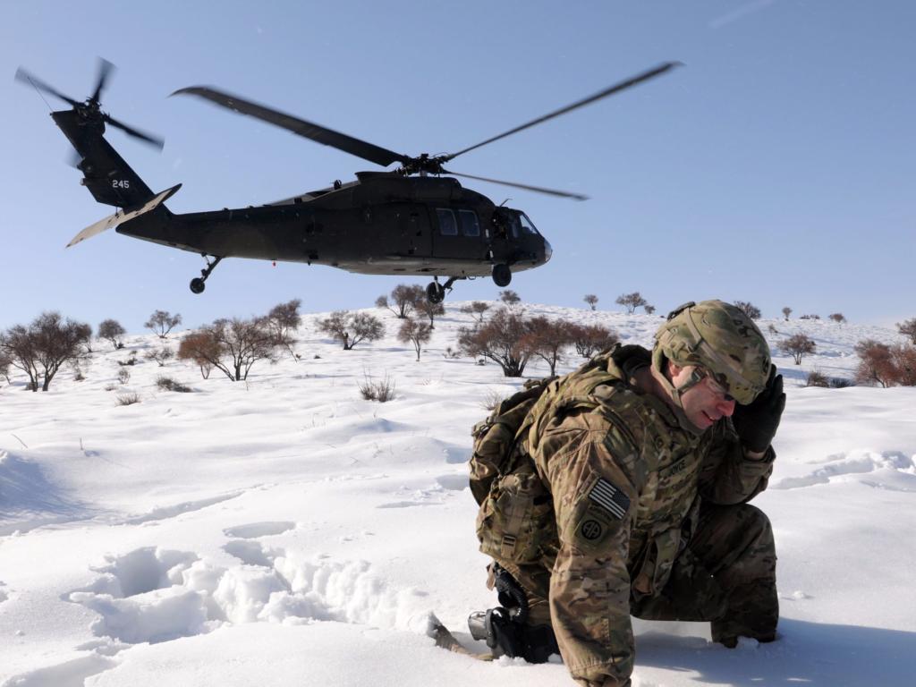 "US Senate War Hawks Argue Trump's Administration Has ""No Strategy"" On Multiple Battlefields"