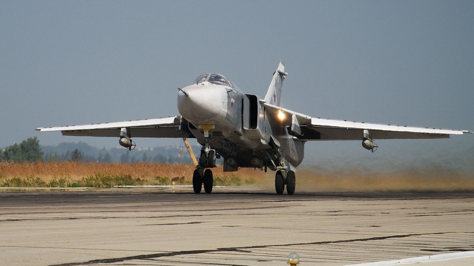 Russian Warplanes Destroyed 650 Terrorist Targets In Syria During Past Week