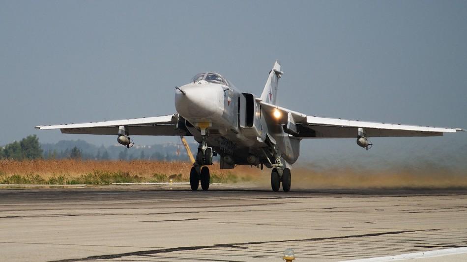 Russian Warplanes Rain Hell On Militant Positions In Northwestern, Southern Idlib