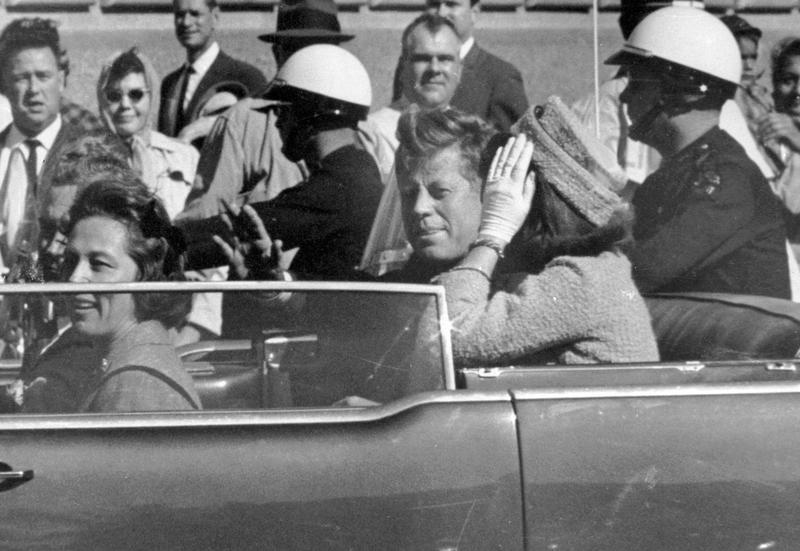 Under CIA Pressure Trump Blocks Full Release Of Kennedy Assassination Docs