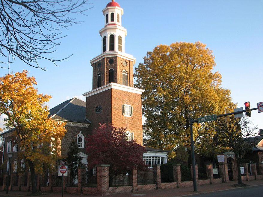 "War On History: Church To Tear Ddown Memorial Honoring George Washington To Create ""Welcoming"" Worship Space"