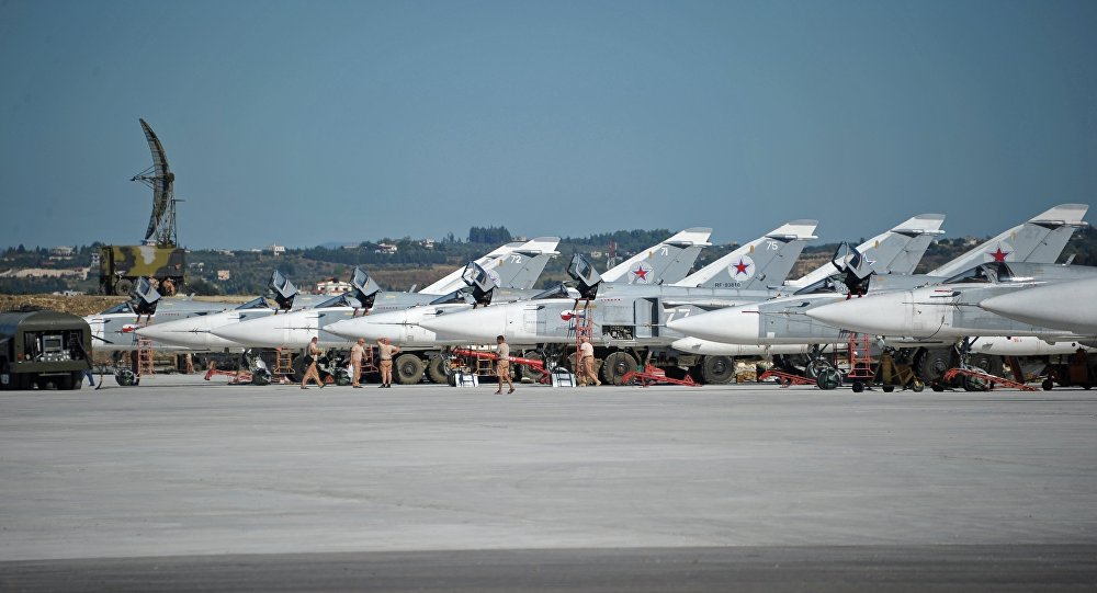 Russia May Downsize Its Air Group In Syria - Russian Media