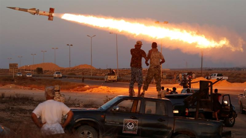Private Security Companues Expand In Libya Using Instability In Country