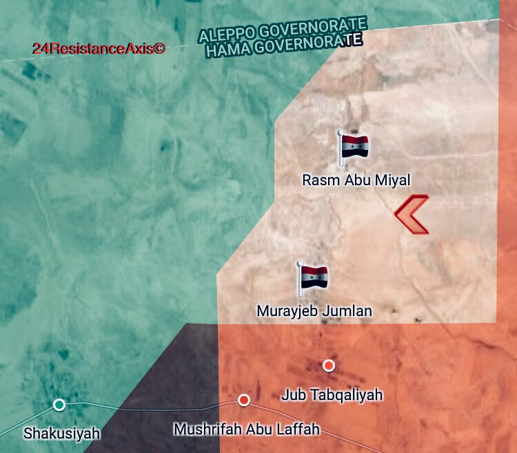 Hayat Tahrir al-Sham Retreats From 3 More Villages In Northeastern Hama