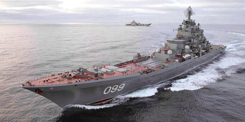 Russian Military Evaluated Capabilities Of Its Navy