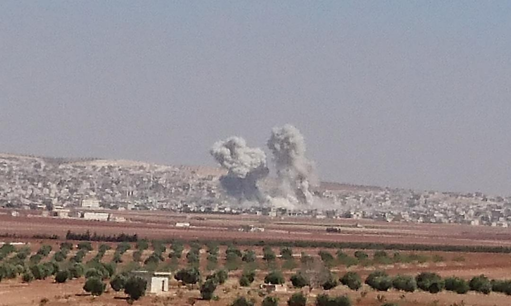 Syrian Army Repelled New HTS Attack In Northern Hama Countryside