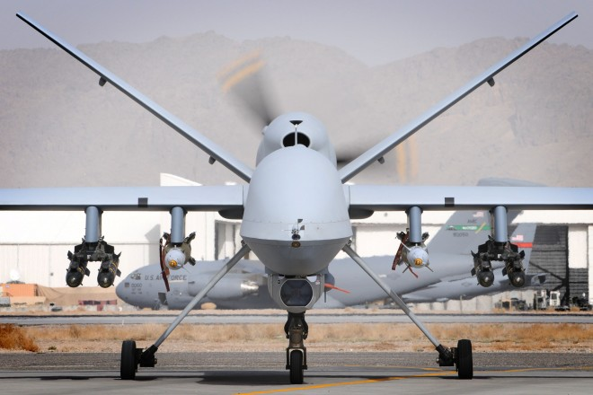 US To Arm Their Drones In Niger After 4 SOF Service Members Died In Ambush - Media