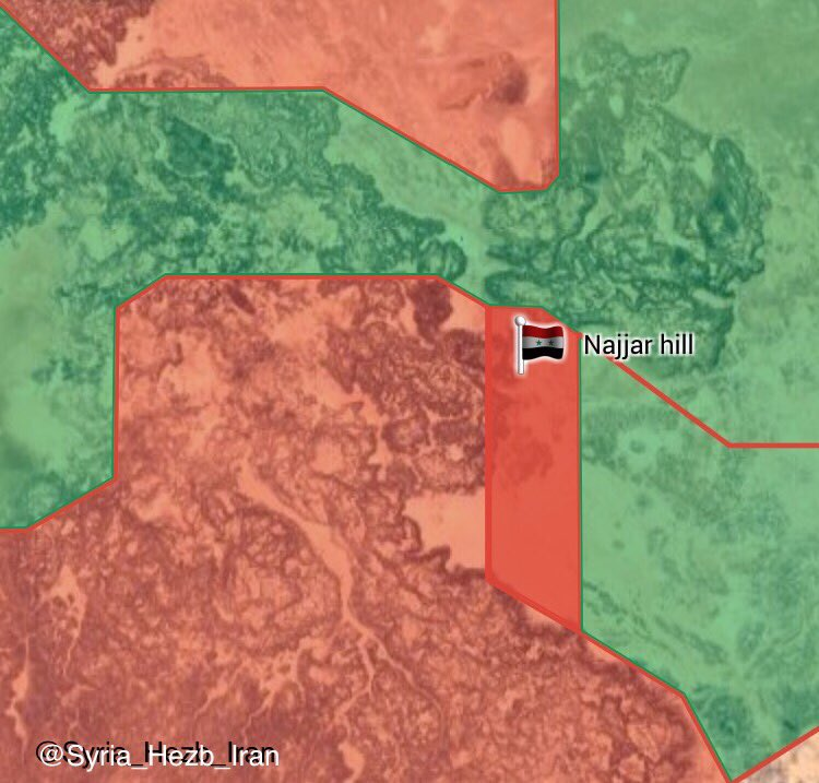 Government Forces Take Control Of More Area In Southeastern Syria (Maps)
