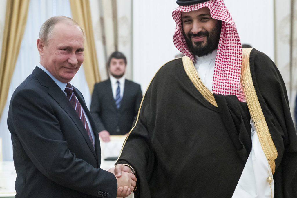 """Putin Is The New Master Of The Middle East"""