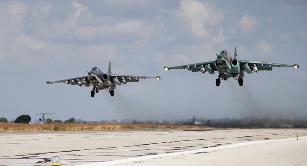 Russian Warplanes Wiped Out Command Of Syrian Al-Qaeda, Group's Leader In Critical Condition