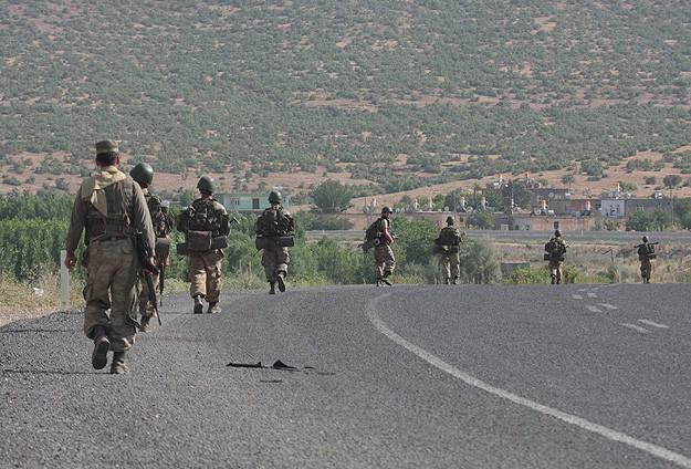 4 Soldiers Killed In PKK Attack In Southeastern Turkey
