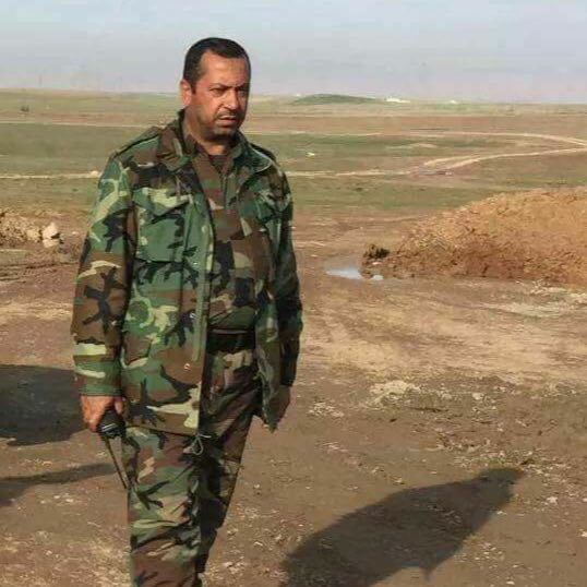 One Of Top Peshmerga Commanders Was Killed In Clashes With Iraqi Forces