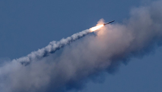 Russian Subs Deliver Missile Strikes On ISIS In al-Mayadin Area (Videos)