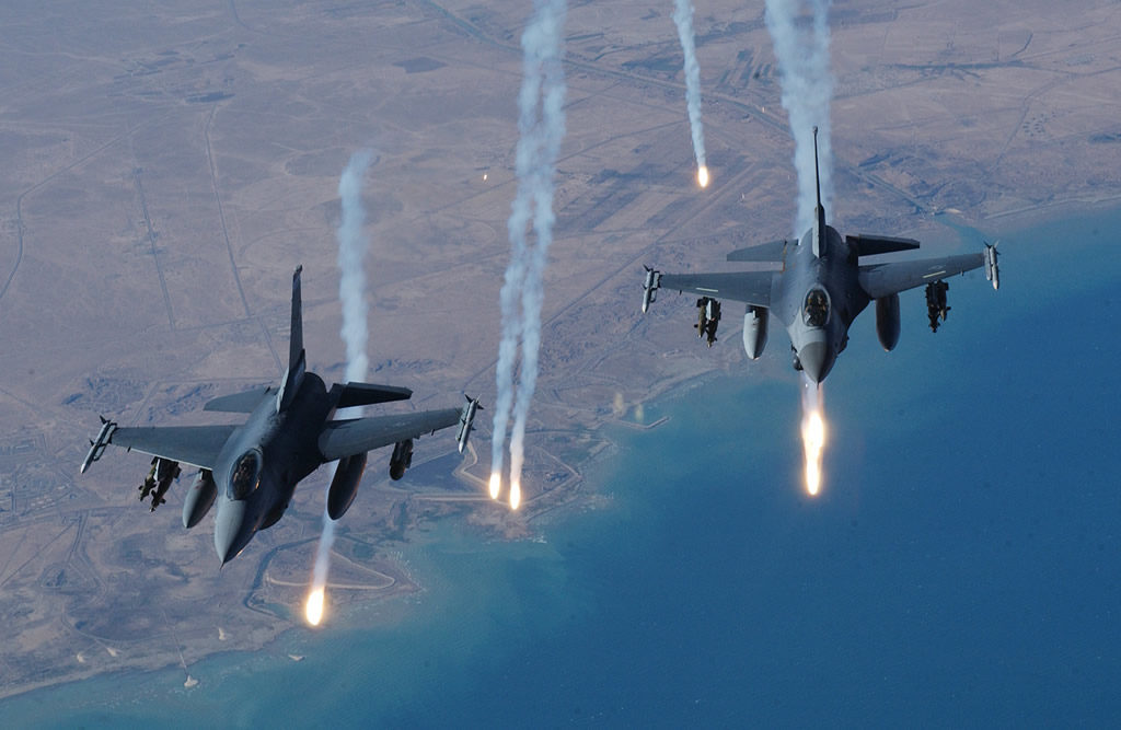 US-led Coalition Conducted 113 Strikes On ISIS In Syria And Iraq In Last Two Days