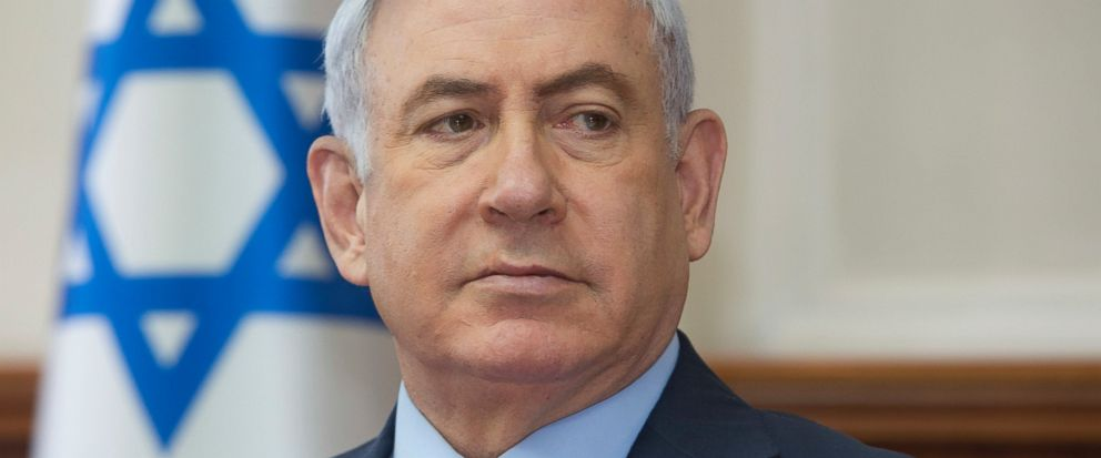 Netanyahu Slams Palestinian Reconciliation Efforts, Says They Should Include Interests Of Israel