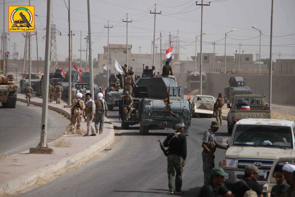 Hawija Operation Is Over As Iraqi Army Captures al-Riyad Town And 63 Villages