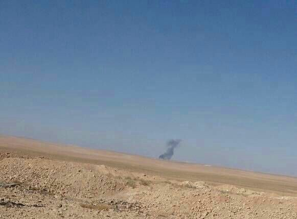ISIS Claims Downing Of 'Russian Helicopter' In Syria's Eastern Hama. Russian MoD Says It Made 'Emergency Landing'