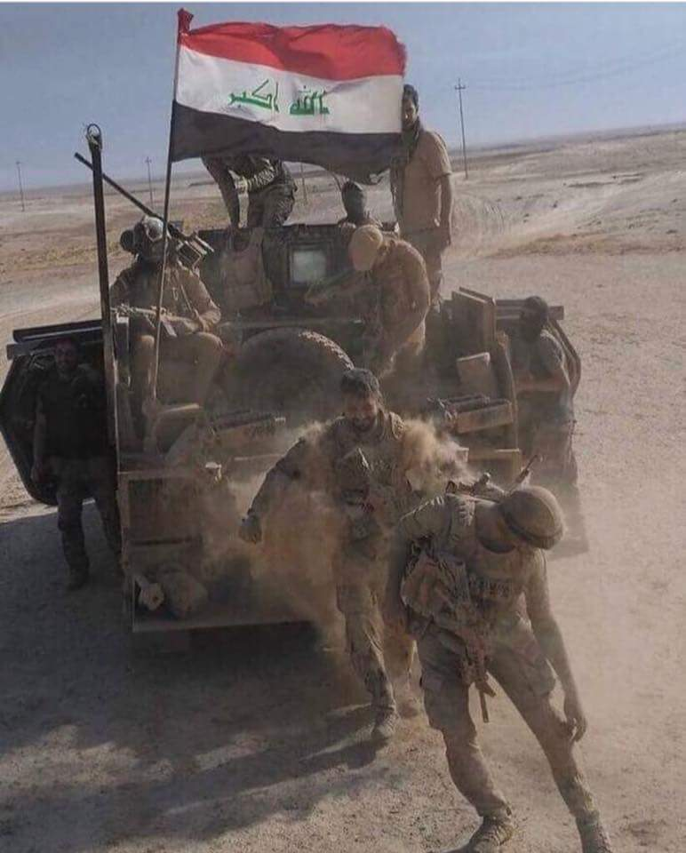 Iraq: Government Troops Storming ISIS-held Town Of Riyad. Hawija Is Fully Liberated (Map, Videos, Photos)
