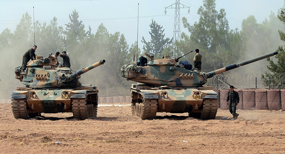 Turkish Forces Entering Syria's Idlib Province - Russian Media