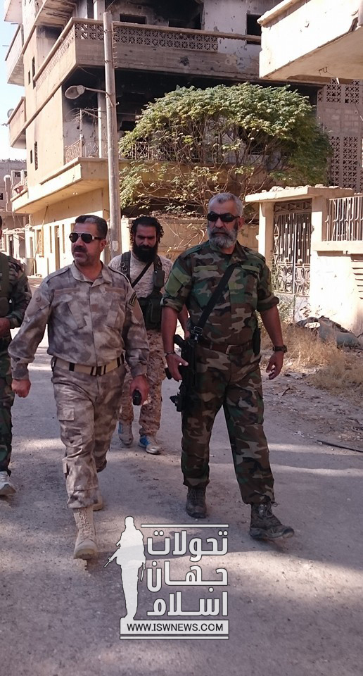 Syrian Military Appoints New Commander Of Forces In Deir Ezzor Following Death Of Gen Zahreddin