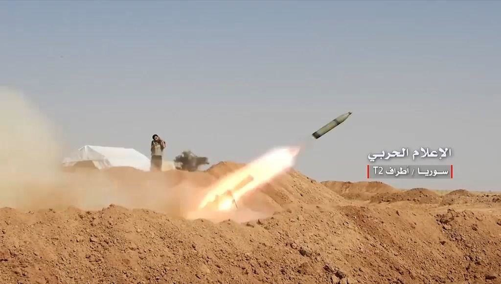 Syrian Army Advances On ISIS-held T2 Puming Station, Establishes Fire Control Over It (Photos, Video)