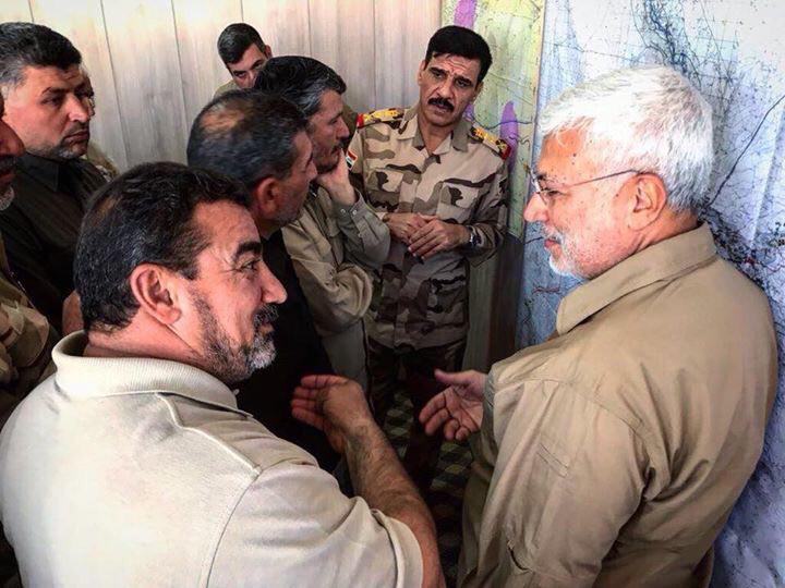 Iraqi Forces Make Last Preparations For Advance On Al-Qaim