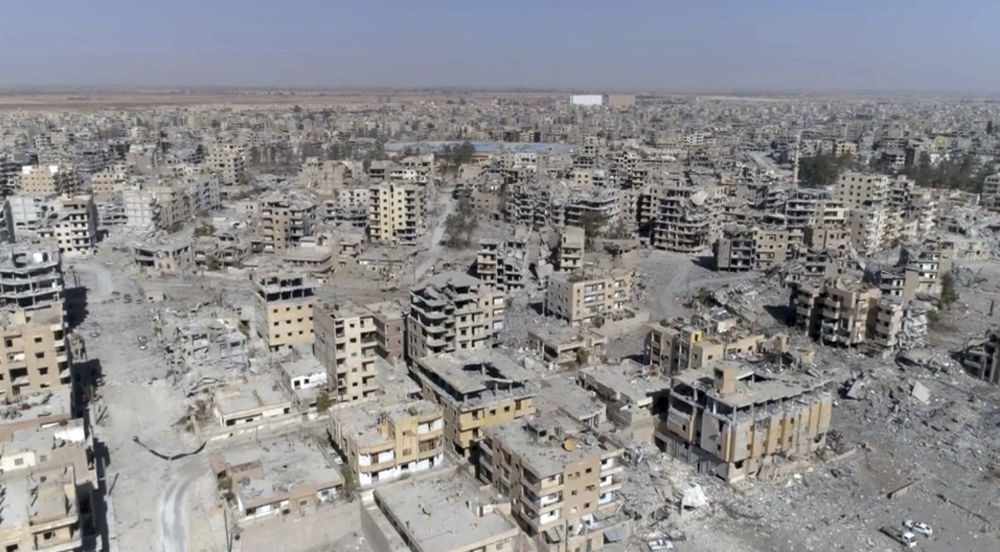 US-led Coalition Says Only 0.3% Of All Its Munitions Dropped In 3 Years Hit Civilians