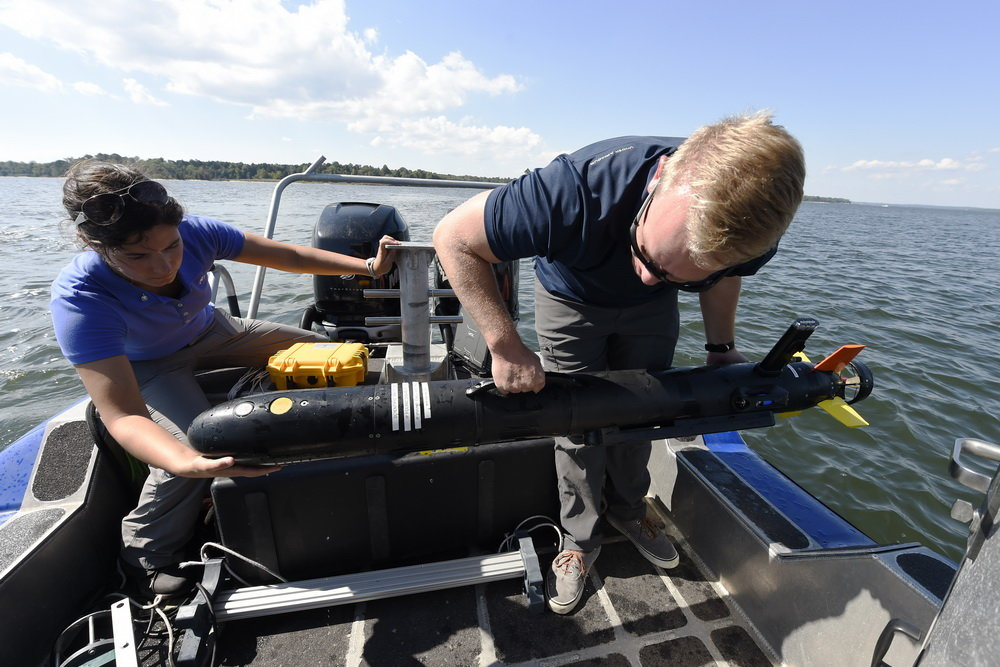 US Navy Establishes First Unmanned Undersea Vehicle Squadron