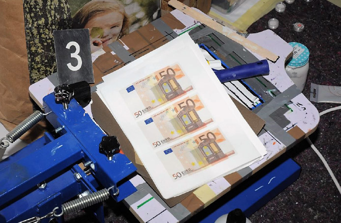 Europol Cracks Down Darknet Counterfeit String, Arrests 53 People