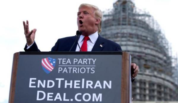 "Trump Expected To ""Decertify"" Iran Nuclear Deal Next Thursday"