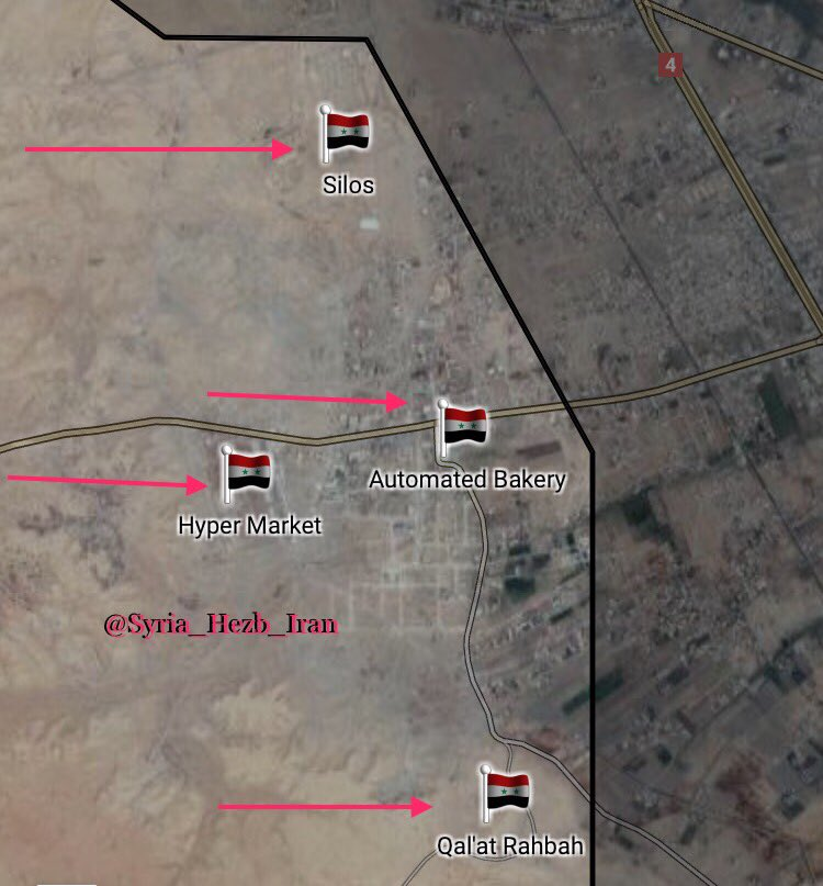 Syrian Army Is Storming ISIS Stronghold Of Mayadin (Maps)
